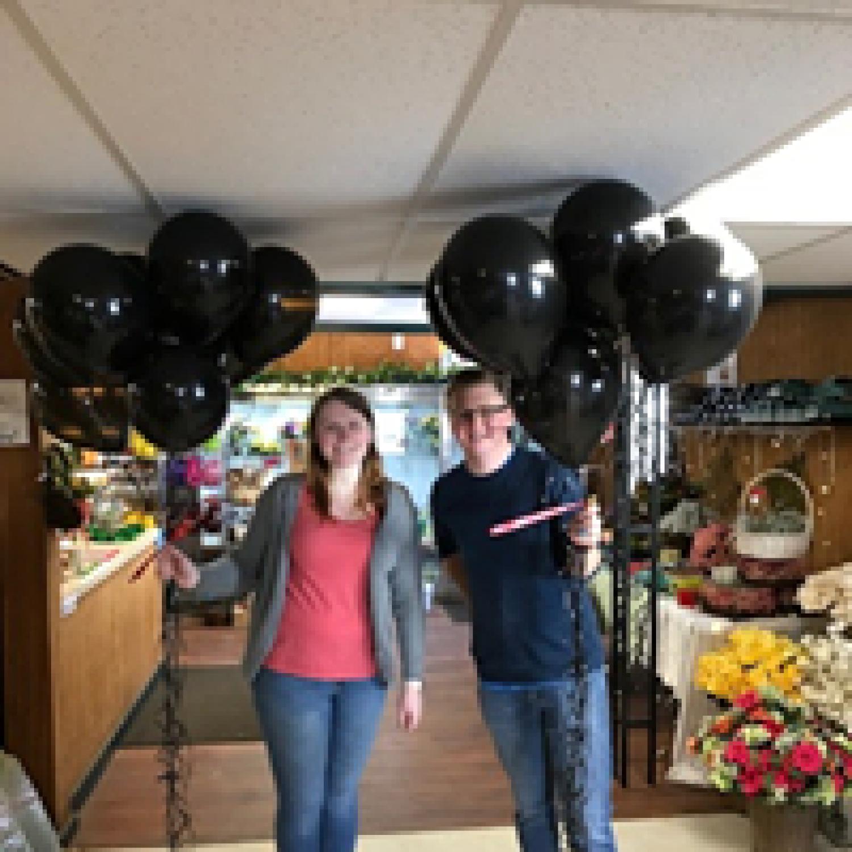 black baloon day